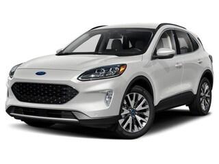 2020 Ford Escape Titanium Titanium AWD AWD