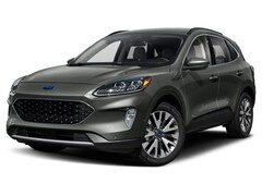 Used 2020 Ford Escape Titanium SUV For Sale in Eatontown, NJ