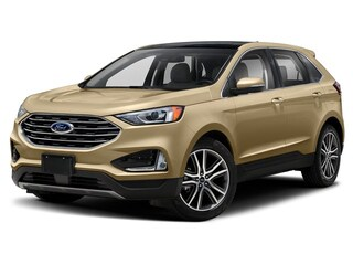 New 2020 Ford Edge SEL SUV near San Diego