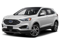 Used 2020 Ford Edge SEL SUV 2FMPK4J90LBA09633 in Holly, MI