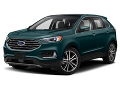 New 2020 Ford Edge SEL Crossover Utica, NY