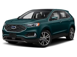 2020 Ford Edge Titanium AWD 4dr Crossover SUV