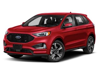 New 2020 Ford Edge ST ST AWD in Broomfield, CO
