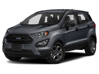 2020 Ford EcoSport S S 4WD