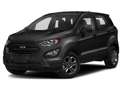 New 2020 Ford EcoSport S S 4WD for sale in East Windsor, NJ at Haldeman Ford Rt. 130