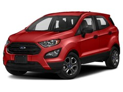 New 2020 Ford EcoSport S Sport Utility for sale or lease in somerset, PA