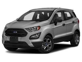 2020 Ford EcoSport S Sport Utility