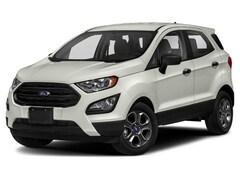 2020 Ford EcoSport S SUV 4x4