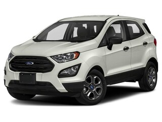 New 2020 Ford EcoSport S S 4WD in Broomfield, CO