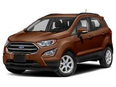 new 2020 Ford EcoSport SE SUV in ontario oregon
