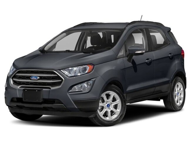 2020 Ford EcoSport: Specs, Equipment, Price >> New 2020 Ford Ecosport For Sale At Junge Ford North Liberty Vin