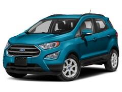 New 2020 Ford EcoSport SE SUV Utica NY