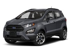 Used 2020 Ford EcoSport SES SUV MAJ6S3JL5LC318767 in Holly, MI