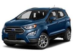 New 2020 Ford EcoSport Casper, WY