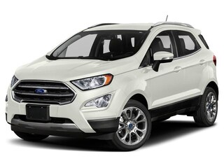 New 2020 Ford EcoSport Titanium SUV For Sale in Mount Carmel
