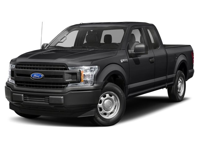 2020 Ford F-150 XLT Extended Cab Pickup