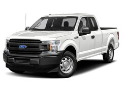 2020 Ford F-150 Super Cab XL Chrome 4x4 Truck