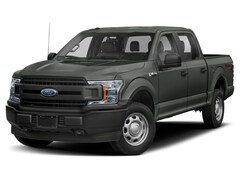 2020 Ford F-150 XLT 2WD Supercrew Truck SuperCrew Cab