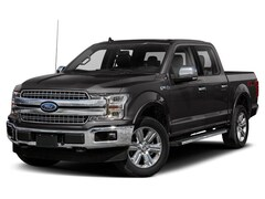 New 2020 Ford F-150 LARIAT Crew Cab Pickup for sale or lease in Blairsville, PA