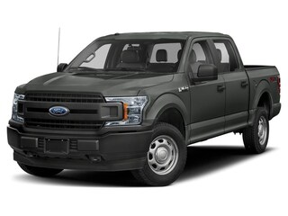 2020 Ford F-150 LARIAT LARIAT 4WD SuperCrew 5.5 Box