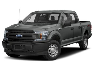 New 2020 Ford F-150 Lariat Truck SuperCrew Cab for sale near you in Logan, UT