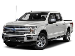 New 2020 Ford F-150 Lariat Crew Cab Pickup for sale or lease in Kittanning, PA