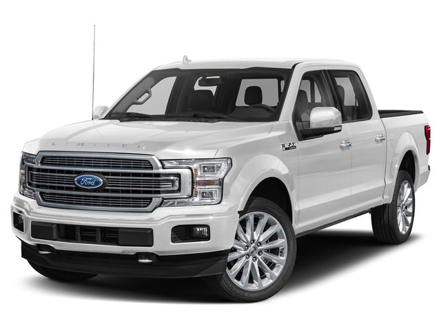 2020 Ford F-150 Limited Crew Cab Pickup