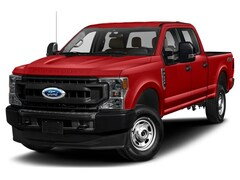 New 2020 Ford F-350 4X4 Platinum Cab; Crew 1FT8W3BT7LED33748 in Devils Lake, ND