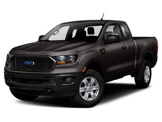 2020 Ford Ranger XL 2WD Supercab 6 Box truck