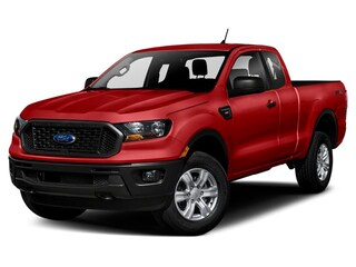 2020 Ford Ranger Extended Cab