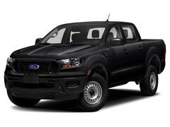 2020 Ford Ranger XL 2WD Supercrew 5 Box truck