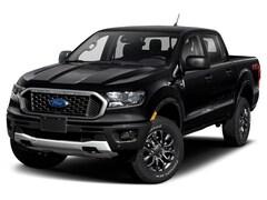 2020 Ford Ranger Supercrew XLT Black Pkg 4x4 Truck