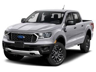 New 2020 Ford Ranger XLT Crew Cab Pickup For Sale Susanville CA