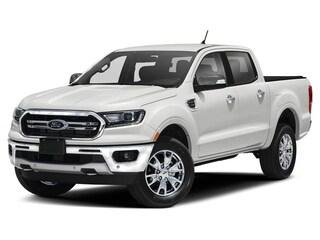 New 2020 Ford Ranger Lariat Truck SuperCrew for sale near you in Logan, UT