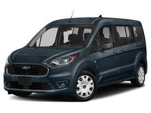 2020 Ford Transit Connect Wagon XLT LWB w/Rear Symmetrical Doors