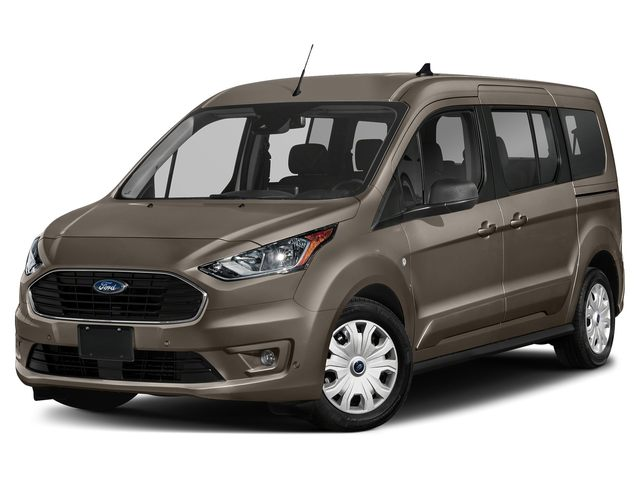 2020 Ford Transit Connect Wagon Titanium 4dr LWB Mini Van w/Rear Liftgate Minivan