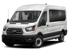 2020 Ford Transit-150 Passenger XL Wagon Medium Roof Van Rear-wheel Drive