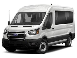 New 2020 Ford Transit-150 Passenger T-150 Wagon Medium Roof Van Boise, ID