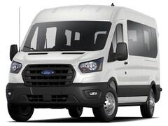 2020 Ford Transit-350 Passenger XL T-350 HD 148 EL High Roof XL DRW AWD