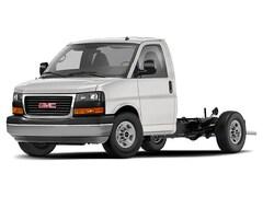 2020 GMC Savana Cutaway Work Van Truck