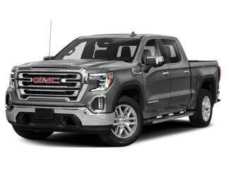 2020 GMC Sierra 1500 AT4 Crew Cab Pickup