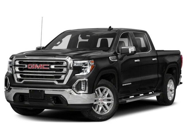 2020 GMC Sierra 1500 AT4 4x4 AT4  Crew Cab 5.8 ft. SB