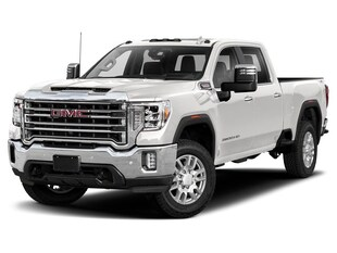 2020 GMC Sierra 2500HD Base Truck Crew Cab