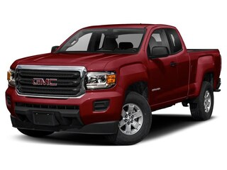 2020 GMC Canyon SLE Truck Extended Cab