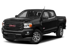 2020 GMC Canyon All Terrain w/Leather Truck Crew Cab