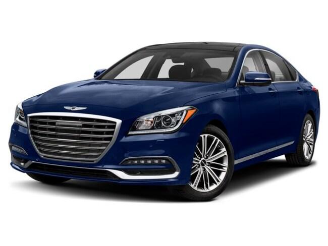 New 2020 Genesis G80 3.8 Sedan Irvine