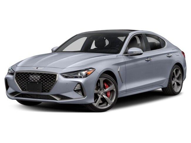 New 2020 Genesis G70 2.0T Sedan in Dublin, CA