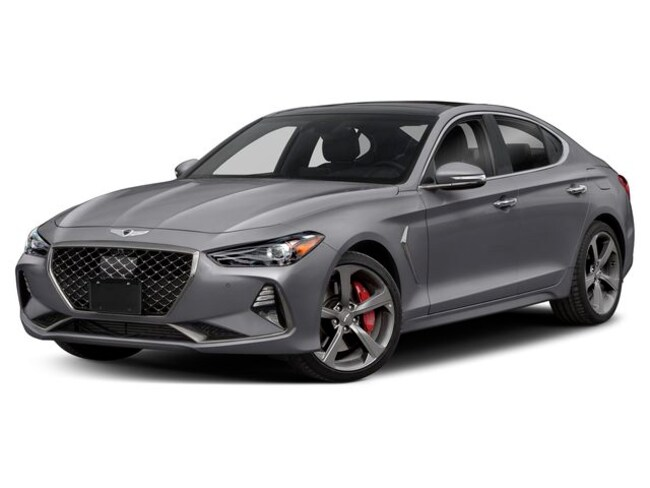 New 2020 Genesis G70 2.0T Sport M/T RWD Sedan Concord, North Carolina