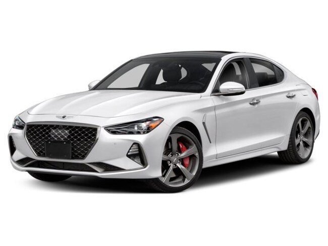New 2020 Genesis G70 3.3T Prestige RWD Sedan Concord, North Carolina