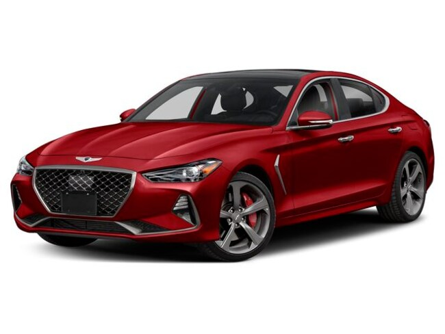 New 2020 Genesis G70 3.3T Prestige RWD Sedan Irvine